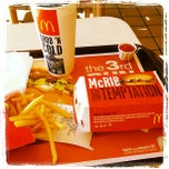 Photo taken at McDonald's by James B. on 11/4/2011