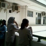 Photo taken at teras hcu......... by Muhammad A. on 7/16/2012