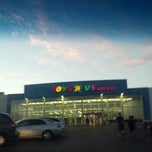 "Photo taken at Toys ""R"" Us by Stella D. on 7/26/2012"
