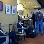 Photo taken at Starbucks by Anthony P. on 3/1/2012