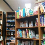 Photo taken at The Booksellers at Laurelwood by Khan G. on 12/5/2011