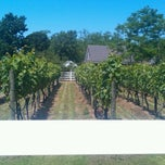 Photo taken at Truro Vineyards of Cape Cod by Jessica on 7/12/2012