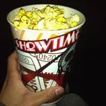 Photo taken at Showtime Cinemas by Josian R. on 4/7/2012