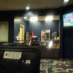Photo taken at Student Union Movie Theater by Brittaney O. on 12/1/2011