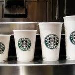 Photo taken at Starbucks by Cj S. on 4/16/2012