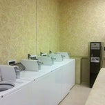 Photo taken at Guest Laundry Room by Beth C. on 10/15/2011