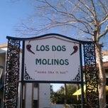 Photo taken at Los Dos Molinos by Lisa G. on 2/29/2012