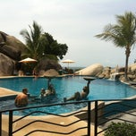 Photo taken at Jamahkiri Spa & Resort by Janne N. on 6/3/2012