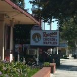Photo taken at Roscoe's House of Chicken and Waffles by Cory W. on 8/18/2012