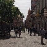 Photo taken at Calle Castillo by Sergey K. on 4/28/2012