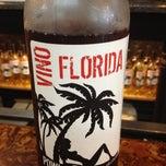 Photo taken at Vino Florida @ The Florida Winery by Zamarina P. on 7/1/2012
