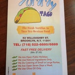 Photo taken at Yummy Taco by Raymond G. on 7/25/2012