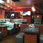 Photo taken at Піца Челентано / Celentano Pizza by AppSuper on 5/20/2012