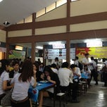 Photo taken at Humanities Canteen by ว่างเปล่า อ. on 6/25/2012
