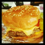 Photo taken at Five Guys Burgers & Fries by Katrina M. on 6/10/2012