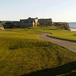 Photo taken at Half Moon Bay Golf Links by Oscar G. on 12/3/2011