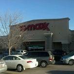 Photo taken at T.J. Maxx by William H. on 12/17/2011