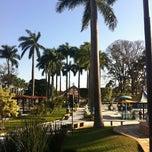 Photo taken at Praia Clube by Anna Paula G. on 9/3/2011