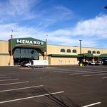 Photo taken at Menards by Aaron F. on 2/9/2012