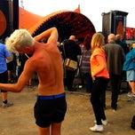 Photo taken at Orange Stage by Natasha Friis S. on 7/8/2012