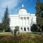 Photo taken at Capitol Park by Breezy G. on 12/27/2011