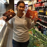 Photo taken at Monoprix by June Rae T. on 7/19/2012