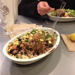 Photo taken at Chipotle Mexican Grill by acproductions1.com A. on 3/11/2012