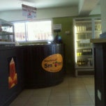 Photo taken at NourishLab Smoothy's by T-Marq H. on 8/19/2012