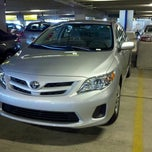 Photo taken at Hertz Rental Car by Steven A. on 8/6/2012
