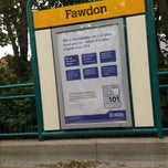 Photo taken at Fawdon Metro Station by Lueez B. on 7/26/2012