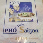 Photo taken at Phở Little Saigon by John L. on 4/9/2012