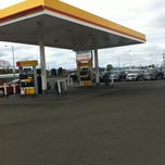 Photo taken at Shell by Gary M. on 4/14/2012