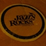 Photo taken at Jazzy Rocks Lounge Bar by Valerie A. on 8/24/2012