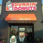 """Photo taken at Dunkin' Donuts by Chris """"Frostbite"""" P. on 8/13/2012"""