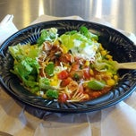 Photo taken at Qdoba Mexican Grill by Adi on 8/23/2012