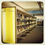 Photo taken at Brisbane Square Library by Xavier V. on 6/22/2012