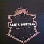 Photo taken at Santa Bohemia by Katherine R. on 7/3/2012