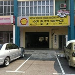 Photo taken at KKP Auto Service by Ken G. on 2/22/2011