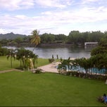 Photo taken at Camelia Resort Kanchanaburi by ƤäĸõƦȠ Ü. on 9/17/2011