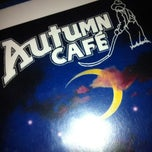 Photo taken at Autumn Cafe by Elizabeth W. on 3/31/2012