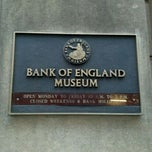 Photo taken at Bank of England Museum by Kristen L. on 12/29/2011