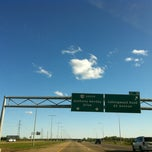 Photo taken at Anthony Henday Drive by Danielle P. on 5/20/2012