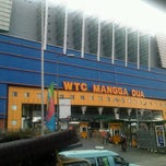 Photo taken at WTC Mangga Dua by Santo G. on 4/27/2012