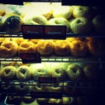 Photo taken at Uncle Harry's New York Bagelry by Roger G. on 4/6/2012