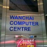Photo taken at Wan Chai Computer City 灣仔電腦城 by Myke L. on 6/8/2012