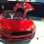 Photo taken at IAA 2011 by Florian D. on 9/20/2011