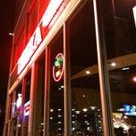 Photo taken at Leela European Cafe by Ryan S. on 6/18/2011