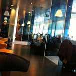 Photo taken at Brussels Airlines Business Lounge by Joseph K. on 9/22/2011