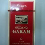 Photo taken at PT. Gudang Garam, Tbk by Warsian K. on 3/19/2011