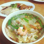 Photo taken at Kar Heong Chicken Rice by Chee Z. on 5/24/2012